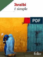 Le passé simple - Driss Chraibi_by M