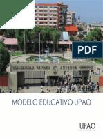 Modelo Educativo Upao