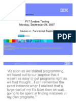 Systems Testing_Functional Testing