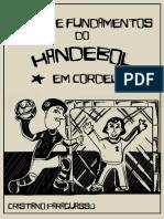 Handebol em Cordel - origem e fundamentos
