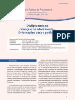Dislipidemia na Criançaa e Adolescente