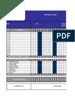 Modelo Reporte de Tiempo de Auditori¦üa Empleado.xls