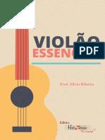 Violão Essencial - Prof. Silvio Ribeiro
