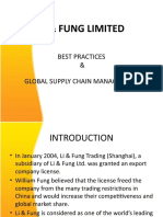 Global Supply Chain Manager-li & Fung