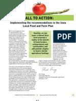 Iowa Local Food and Farm Plan