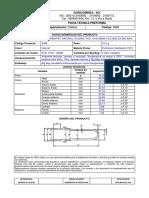 5089 - PREFORMA PET NATURAL 18.2GRS. PCO 1816-28MM-18.2 MOD EX BIG BAG