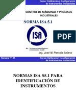 simbología ISA 5.1-V2