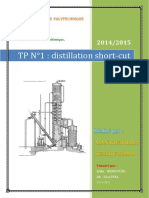 TP Distillation 1 ShortCut.pdf