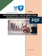 2.- NEUROMARKETING Y 200 PALABRAS PARA DESPERTAR EMOCIONES