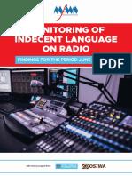 MFWA Language Monitoring Report June 1 14-1-1