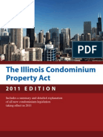 Arnstein & Lehr's 2011 Illinois Condominium Property Act Handbook