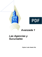 Las Agencias y Sucursales-