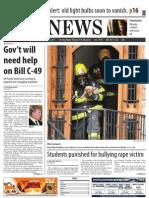 Maple Ridge Pitt Meadows News - January 12, 2011 Online Edition