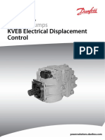 KVEB Electrical Displacement Control for Series 90 Pumps DOC152886482145