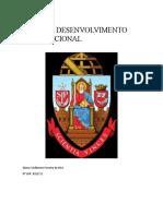 Desenvolvimento Internacional - Atividade 2 - Angola