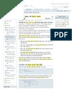 18 bài toán về danh sách liên kết — cheva's homepage