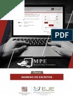 Manual+de+ingreso+de+escritos+por+la+MPE