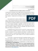 RESUMO DA I&II PARTE DO DOCUMENTO