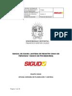 Gestión de Notificaciones - ÁGORA - V3P - Manual de Usuario