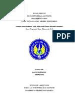 sistem informasi akuntansi penggajian