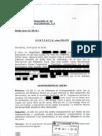 Sentència per les amenaces a Puigdemont
