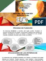 PROCESO DE FUNDICION