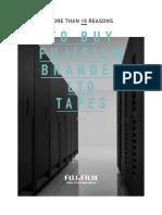 Fujifilm LTO Tapes