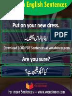 Short Sentences vocabineer.com.pdf