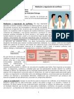 Etica septimo taller 2.Mediacion y  negociacion.  ..