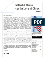 Discover the Love of Christjuly2020.Publication1