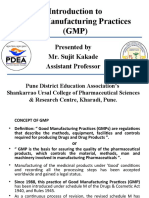 Introduction to GMP