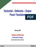 TOSHIBA+tr_HVTR_transistors