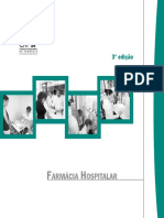 Cartilha Farmcia Hospitalar - 2017