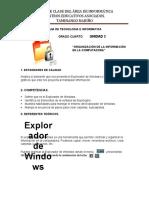 GUIA DE TECNOLOGIA E INFORMATICA 2