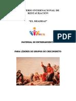 MATERIAL DE LIDERES DE GRUPÒS DE CRECIMIENTO (MAESTRO) .doc