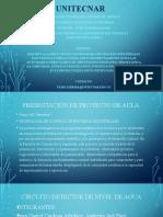 presentacion proyecto de aula semestre 1 tecnologia en control de procesos industriales