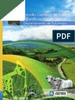 Estudio suelos de Putumayo