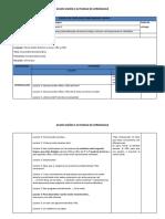1.Primaria, Castellano Segunda Lengua, sesión 2, 1° y 2°