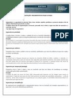 Proposta de redação dissertativa Passo a Passo - parte 2 e 3