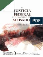 La justicia federal al banquillo de los acusados