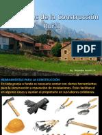 1. MATERIALES DE LA CONSTRUCCIÓN RURAL