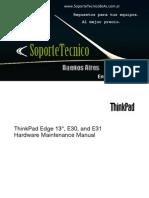 216 Thinkpad Edge13 e30 e31