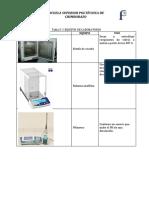 equipos quimica general