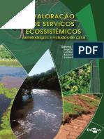 Valoração de serviços ecossistemicos (2015)