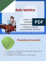 Mentefactos proposicionales - (1).ppt