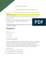 evaluacion inicial business plan
