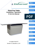 8000-RT100 Installation_Operation and Service Manual
