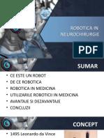 Bim Curs 7 - Robotica in Neurochirurgie