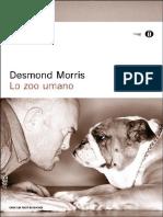Desmond Morris - lo zoo umano
