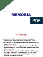 2. Memoria